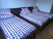 ห้องนอน 3 เตียง
