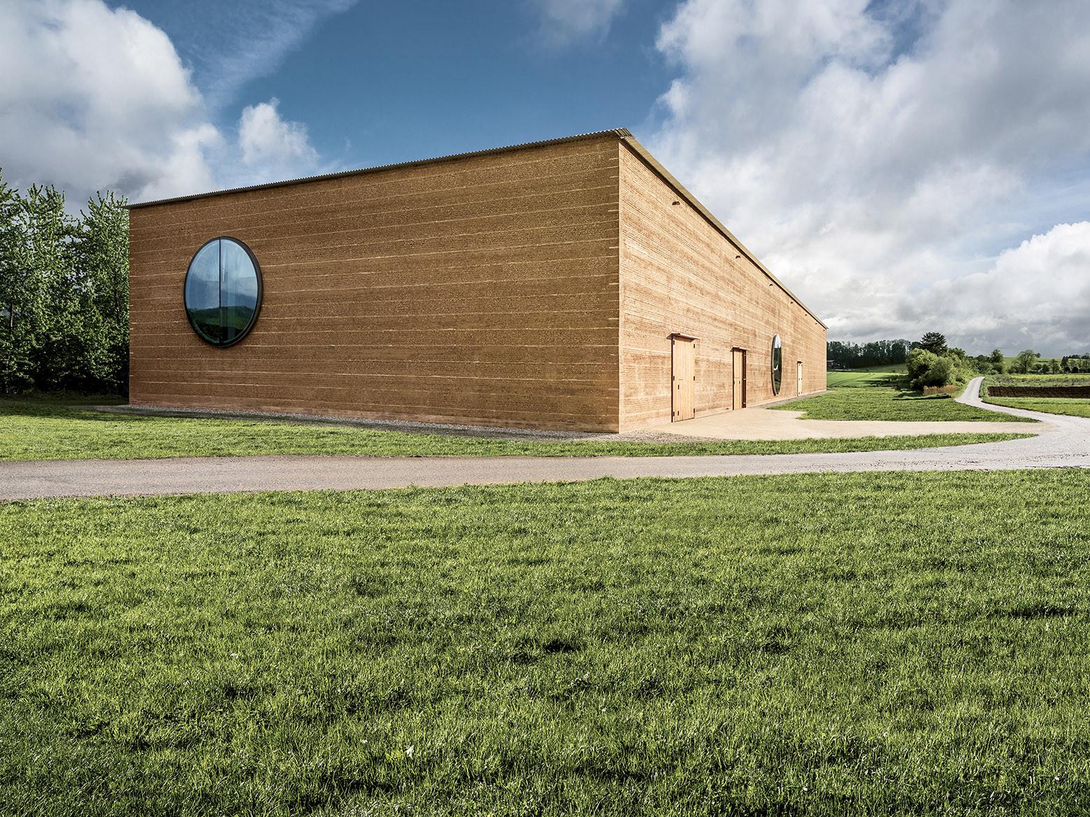 Edificio Ricola Krauterzentrum