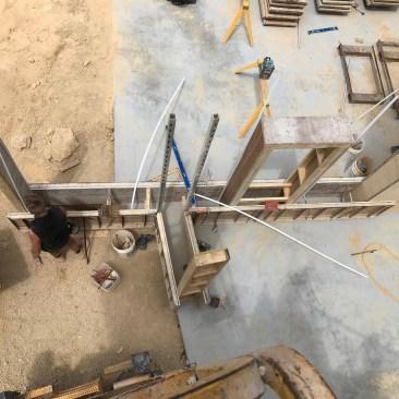 Construcción con tapial