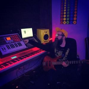 Seth W Recording Bass