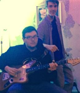 Jake and Kris