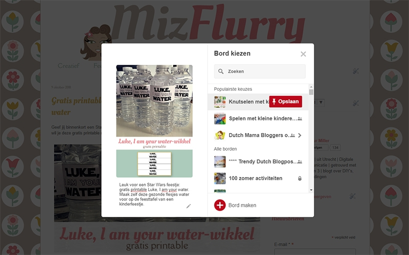 pinterest pin bewaren browserbutton