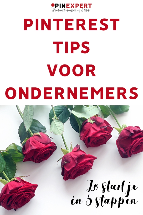 pinterest-tips ondernemers