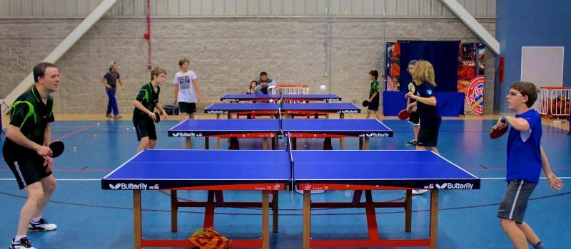 Tennis de table libre