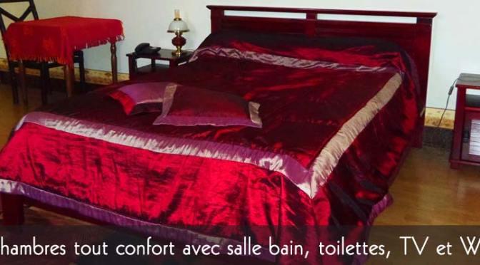 Hostellerie des Voyageurs: hotel à saint etienne