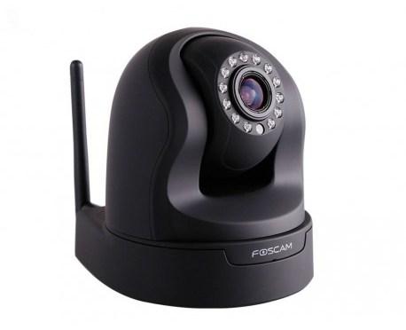 Caméra de surveillance intérieur