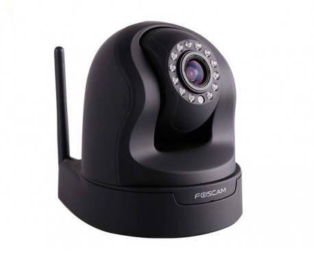 Camera video surveillance sans fil
