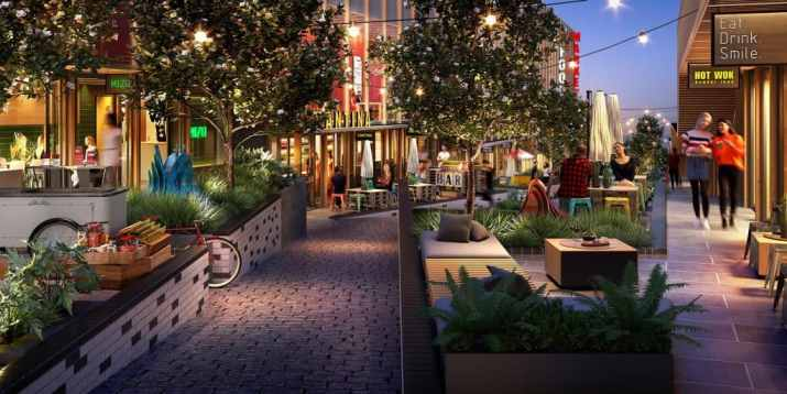 victoria-square-melbourne-growland-amenities-dining
