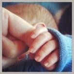 Patschehändchen :)