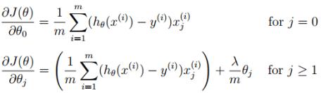 regularized gradient