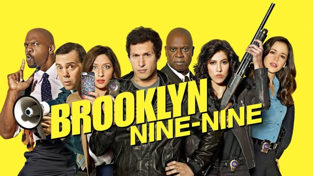The main Brooklyn Nine Nine cast
