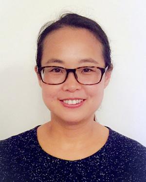 Dr Sophia Yu