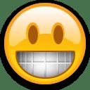 Emoticon Big smile