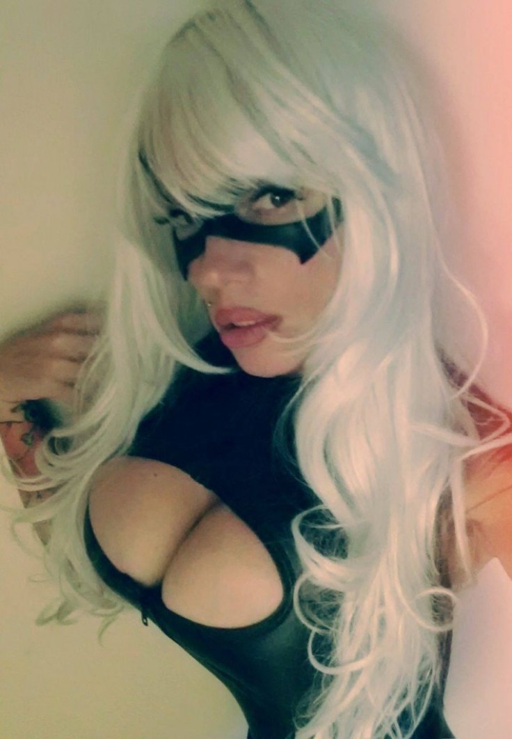 Naomi vonKreeps - Black Cat