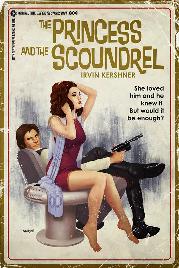 Timothy Anderson : the Princess and the Scoundrel