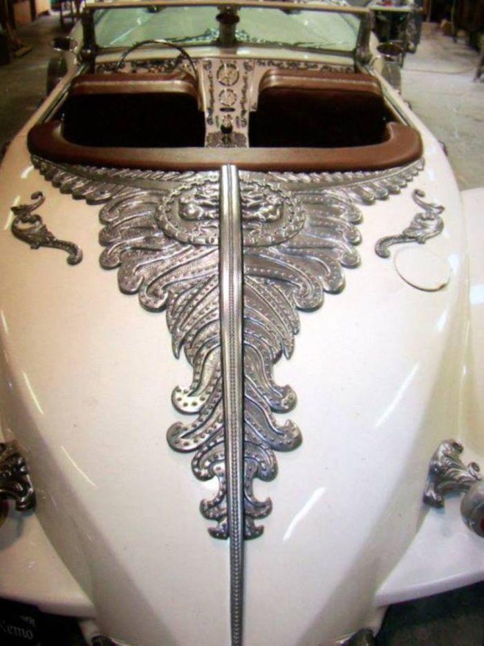 Автомобиль для цыганского барона