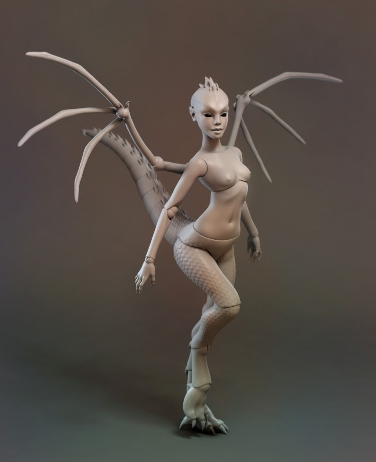 Eve Studio Dolls 2