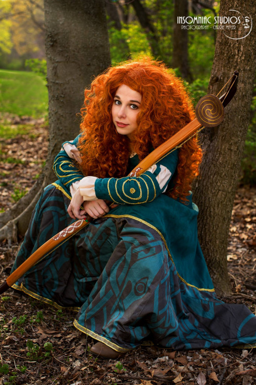 cosplay merida (brave-REBELLE)2