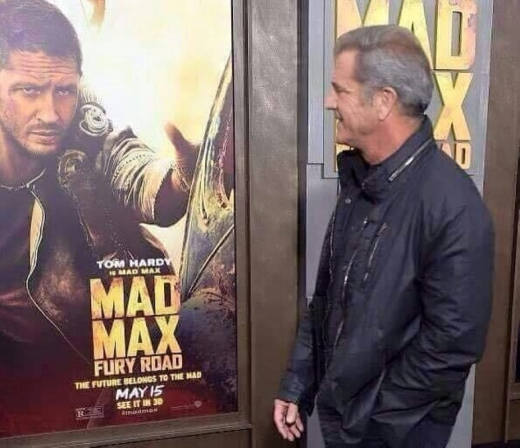 Mel Gibson face a MadMax