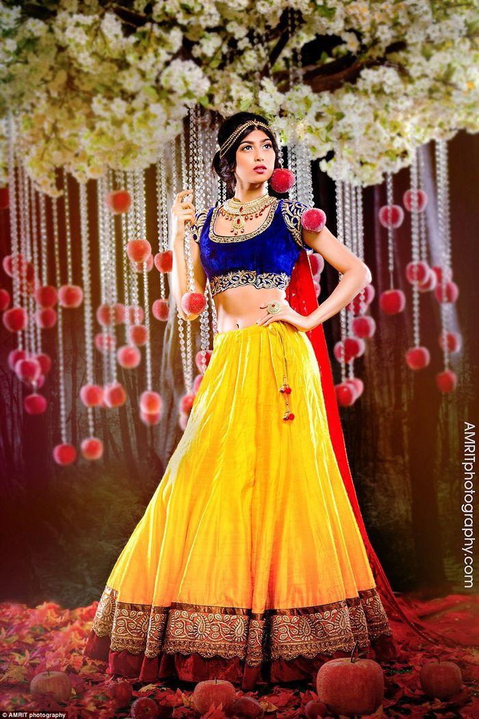 Индийские принцессы