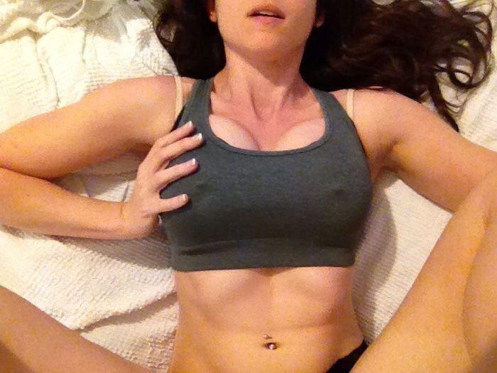 Что делать если у тебя маленькая грудь