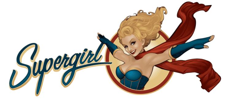 Vintage Pinups DC Heroes