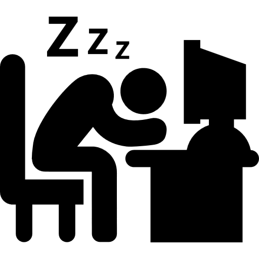 Office_worker_sleeping_on_his_desk_at_job_512