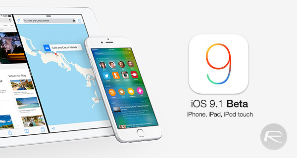 iOS 9.1-Beta-