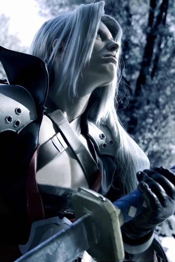 Cosplay _ Final Fantasy – Sephirothtumblr_n6442aau9F1saxnfeo4_1280