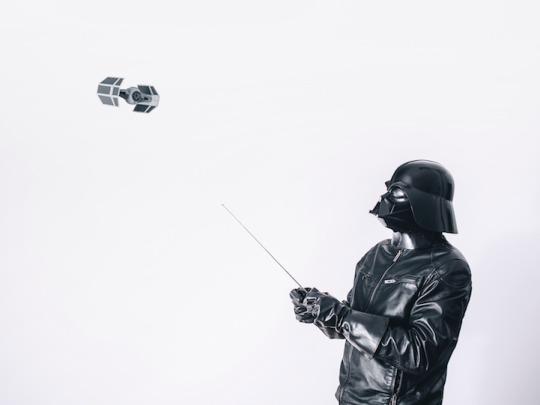 Darth Vader - le train train quotidien du coté obscur 2