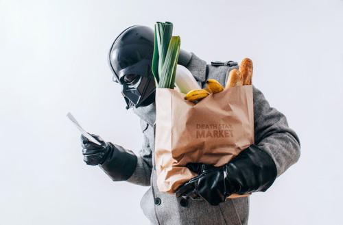 Darth Vader - le train train quotidien du coté obscur 4