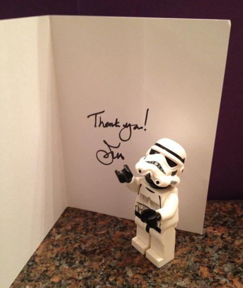 Journal d'un StormTrooper - James Hence 2