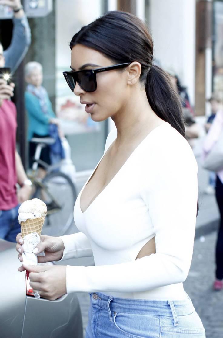 La vie trépidante des stars  Kim Kardashian (6)