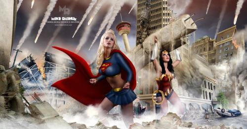 mike roshuk - Heroines Comics en Bodycombing (6)