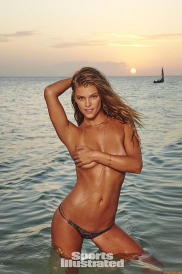 13-3 Nina Agdal Sports Illustrated Swimsuit 2016