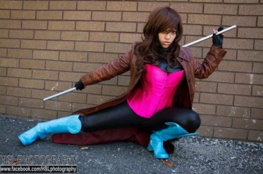 Gambit Cosplay by Lua Suicide2