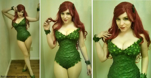 Poison Ivy – transformation2