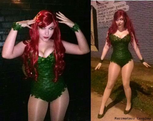 Poison Ivy – transformation3