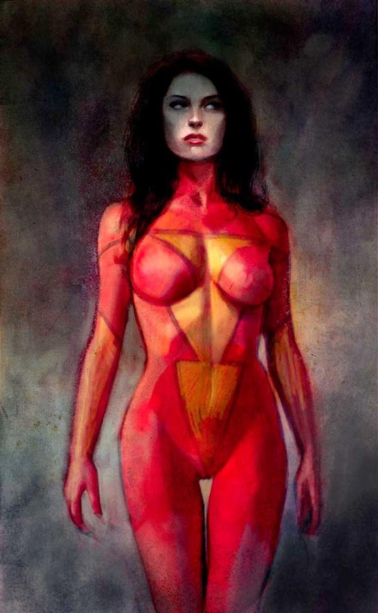 Spider Woman by Alex Maleev2