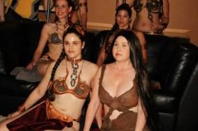 Cosplay Bikini Slave Leia (9)
