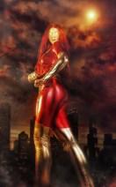 cosplay Dark Phoenix (3)