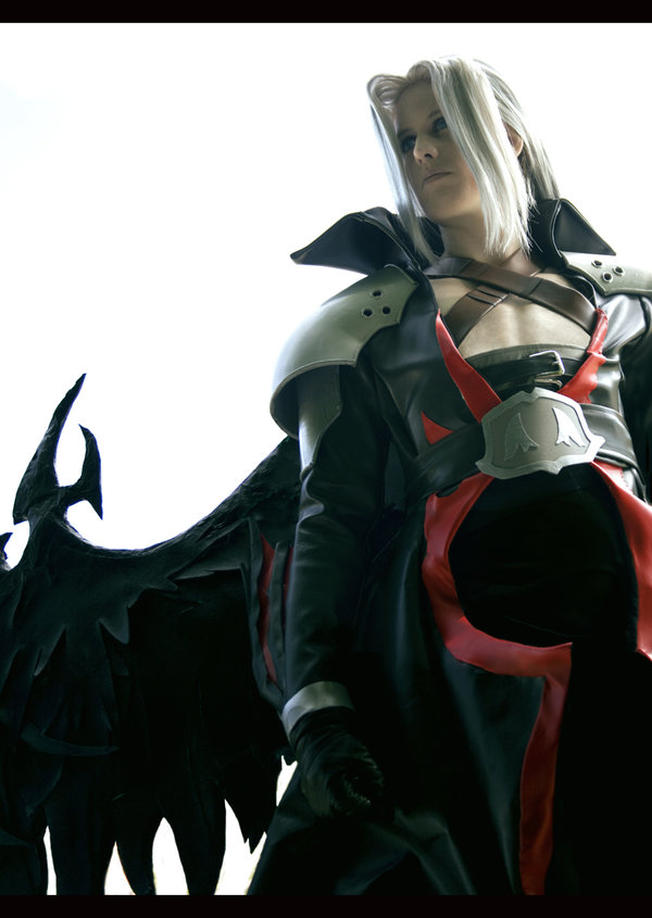 Cosplay _ Final Fantasy – Sephirothtumblr_n6442aau9F1saxnfeo1_1280