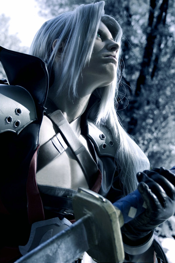 Cosplay _ Final Fantasy – Sephirothtumblr_n6442aau9F1saxnfeo4_1280