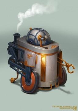 Star Wars Steampunk tumblr_on68mk75L11s3hp12o4_500