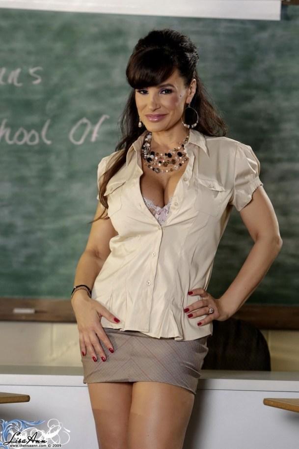 Lisa Ann Retourne à l'école