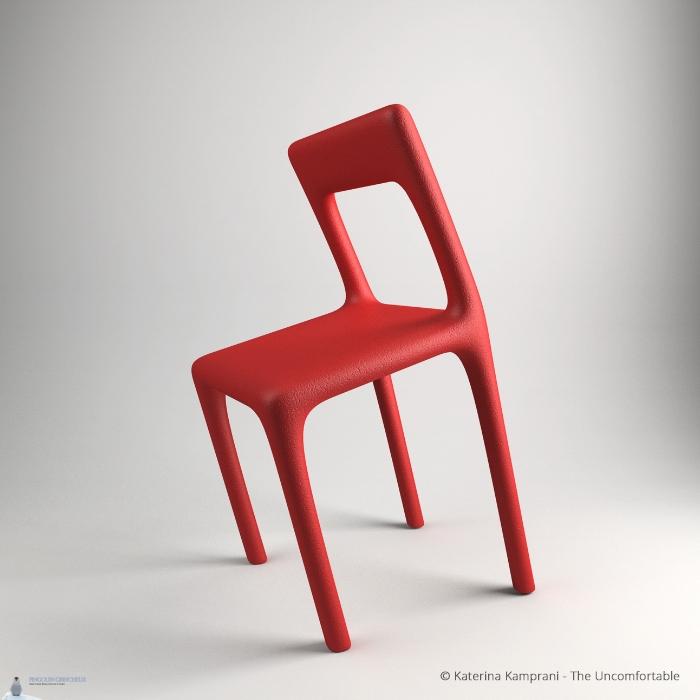 Des objets de design inutiles de Katerina Kamprani