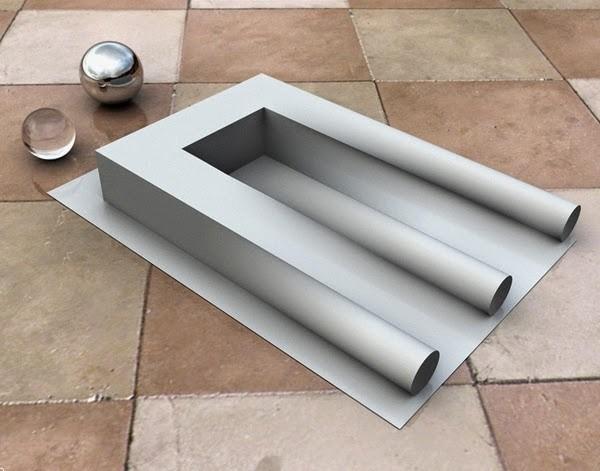 Escher et illutions d'optique