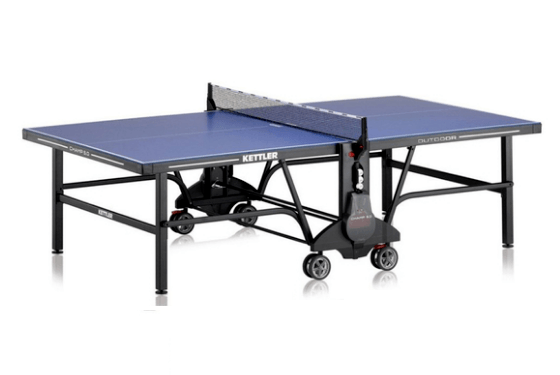 Kettler Champ 5.0 Outdoor Table Tennis Table