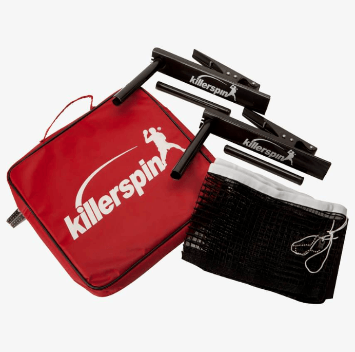 Killerspin Table Tennis Clip-On Net & Post Set Review