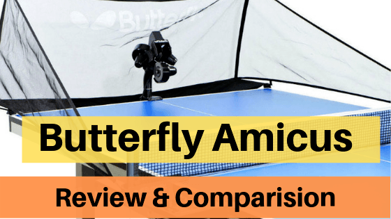 best butterfly amicus robot